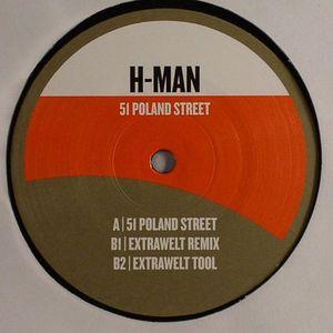 H MAN - 51 Poland Street