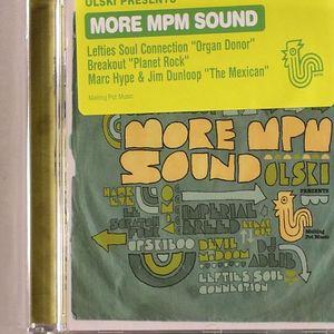 OLSKI/VARIOUS - More MPM Sound