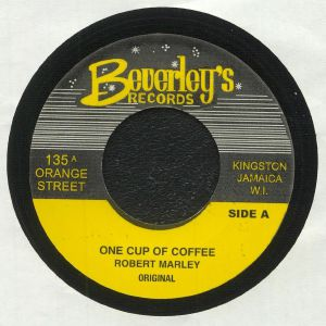 MARLEY, Robert/TOMMY MCCOOK & THE SUPERSONICS - One Cup Of Coffee