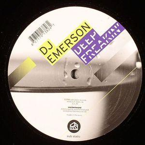 DJ EMERSON - Deep Freakin