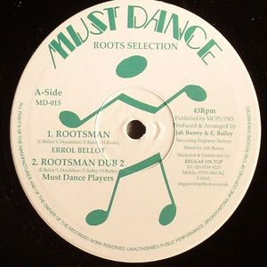 BELLOT, Errol/ERROL MATHIAS - Rootsman