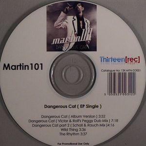 MARTIN 101 - Dangerous Cat EP