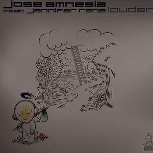 AMNESIA, Jose feat JENNIFER RENE - Louder
