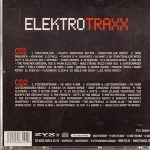 VARIOUS - Elektro Traxx