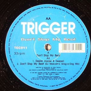 TRIGGER - Don't Stop My Beat