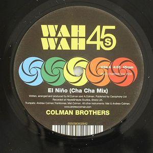COLMAN BROTHERS - El Nino (repress)