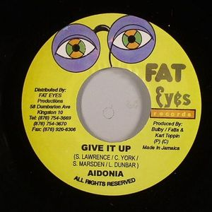 ADONIA/KRISTOPHER - Give It Up (Mad Indian Riddim)