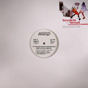 KENO 1/THE HERMIT/BEATS IN PROGRESS/ILL BOOGS/BOOGALOO/LOTARI/SMOOTH - Dirtybeatbreakinfunkandhiphop - Compilation Sampler