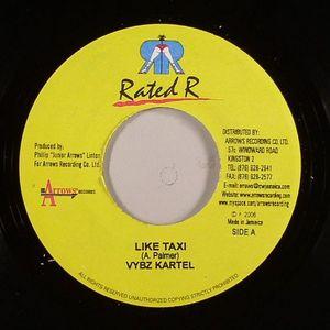 VYBZ KARTEL/GREG HINDS - Like Taxi
