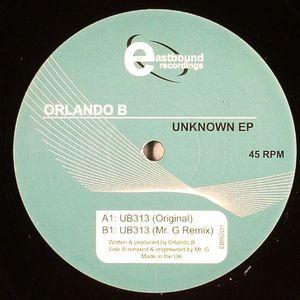 ORLANDO B - Unknown EP