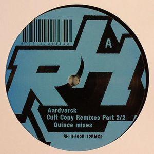 AARDVARCK - Cult Copy Remixes Part 2/2