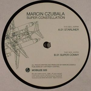 CZUBALA, Marcin - Super Constellation