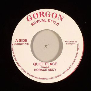 ANDY, Horace/KING TUBBY & THE AGGROVATORS - Quiet Place (Poison Flour Riddim)