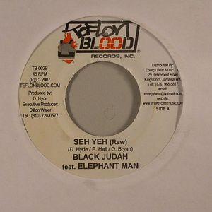 BLACK JUDAH feat ELEPHANT MAN - Say Yeh