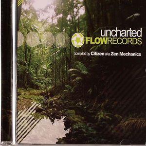 CITIZEN aka ZEN MECHANICS/VARIOUS - Uncharted