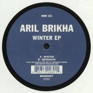 BRIKHA, Aril - Winter EP
