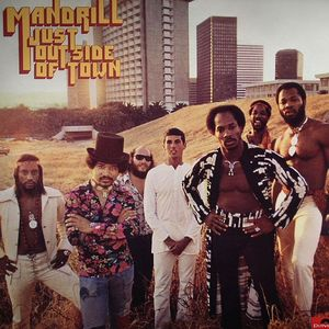 MANDRILL/VARIOUS - Just Outside Of Town