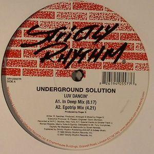 UNDERGROUND SOLUTION - Luv Dancin'