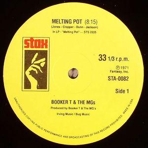 BOOKER T & THE MG's/BAR KEYS - Melting Pot