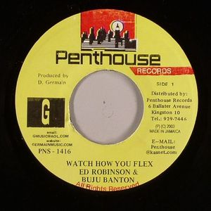 BANTON, Buju/ED ROBINSON - Watch How You Flex