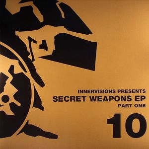 KINGPIN CARTEL/AJI/MARK AUGUST/FISH GO DEEP - Secret Weapons EP Part One