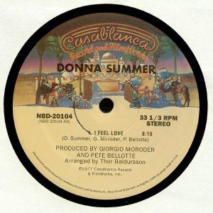 SUMMER, Donna - I Feel Love