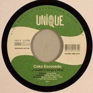 COKE ESCOVEDO/ELI GOULART E BANDA DO MATO - I Wouldn't Change A Thing