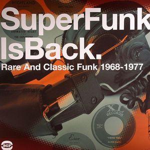 VARIOUS - Super Funk Is Back Vol 5: Rare & Classic Funk 1968-1977
