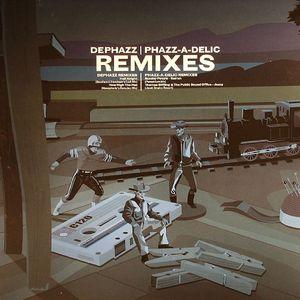 DE PHAZZ - Phazz A Delic (remixes)
