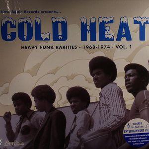 VARIOUS - Cold Heat: Heavy Funk Rarities 1968-1974 Vol 1