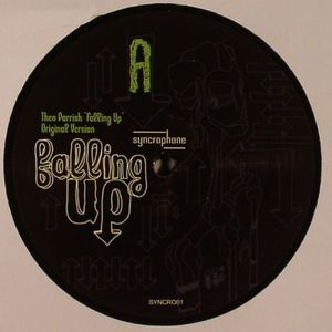 PARRISH, Theo - Falling Up (remixes)