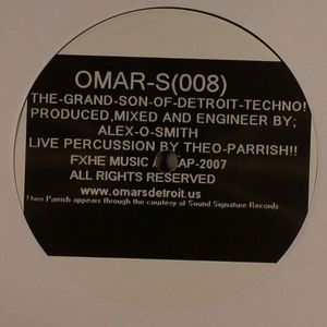 OMAR S feat THEO PARRISH - The Grand Son Of Detroit Techno!