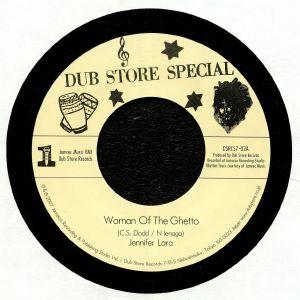 LARA, Jennifer/JACKIE MITOO/SOUND DIMENSION - Woman Of The Ghetto