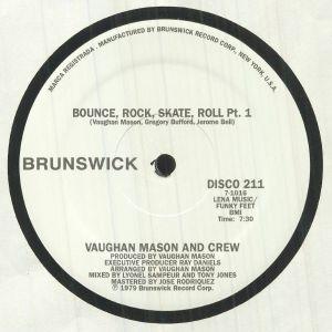 MASON, Vaughan & CREW - Bounce Rock Skate Roll