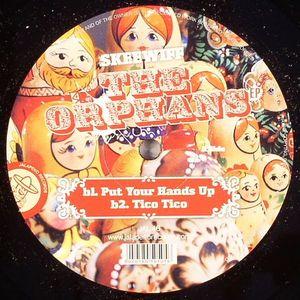 SKEEWIFF - The Orphans EP