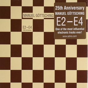 GOTTSCHING, Manuel - E2-E4 (25th Anniversary Edition)