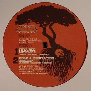 ANTHONY B/JAH MASON/CHEZIDEK/JIL & STUF - Faya Red