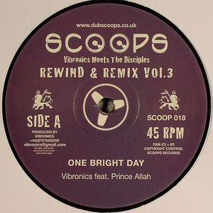 VIBRONICS meets THE DISCIPLES - Rewind & Remix Vol 3