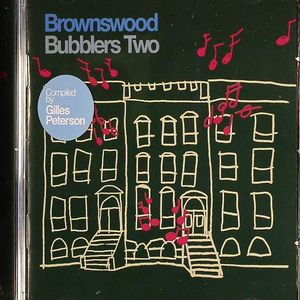 PETERSON, Gilles/VARIOUS - Brownswood Bubblers Two