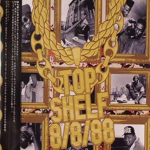 VARIOUS - Top Shelf 8/8/88