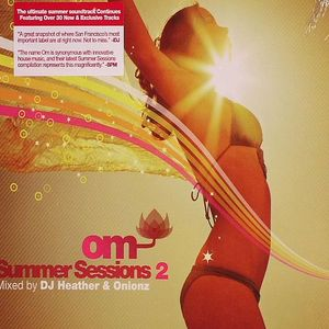 DJ HEATHER/ONIONZ/VARIOUS - Summer Sessions 2