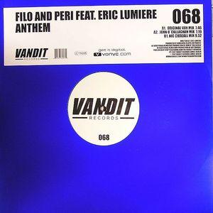 FILO & PERI feat ERIC LUMIERE - Anthem