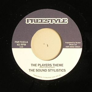SOUND STYLISTICS, The - The Players Theme