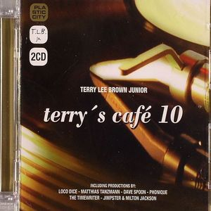 BROWN, Terry Lee Junior/VARIOUS - Terry's Cafe 10
