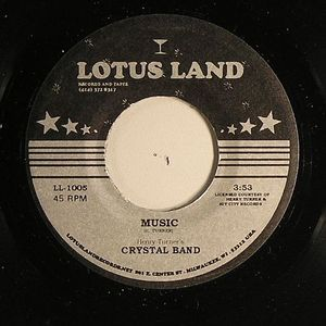 CRYSTAL BAND - Giving My Love Up To You
