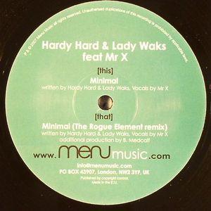 HARDY HARD/LADY WAKS feat MR X - Minimal