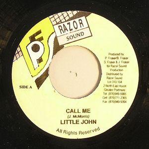 LITTLE JOHN - Call Me (Razor Rock Riddim)