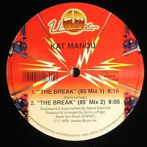 KAT MANDU - The Break