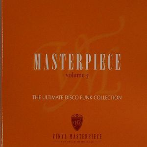 VARIOUS - Masterpiece Vol 5 - The Ultimate Disco Funk Collection