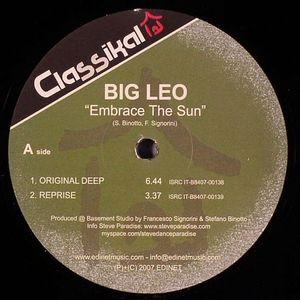 BIG LEO - Embrace The Sun